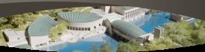 Crystal Bridges Museum, Bentonville, AR