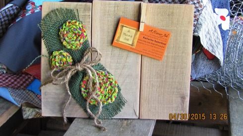 Pretty in Green photo swapping 4 x 6 picture frame